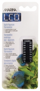 "(A1220) Marina ""Aquarius"", Thermometer, 72 - 86 F / 22 - 30 C"