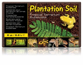 Exo-Terra Plantation Soil, 8 quart