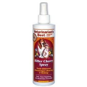 Veterinarian's Pet Bitter Cherry Spray 7.50 oz