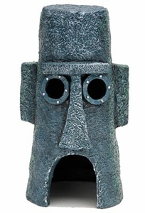 Go Diego Go Squidwards Easter Island Home