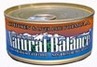 Natural Balance Chicken and Liver Pate' Formula Canned Cat Food Case of 24 / 6oz Cans