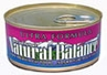 Natural Balance Ultra Formula Canned Cat Food Case of 24 / 6oz Cans