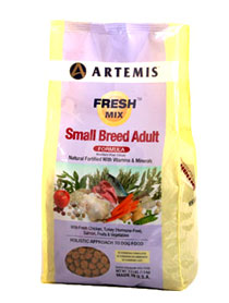 Artemis Fresh Mix Small Breed Puppy Formula 4-lb