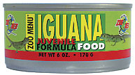 Zoo Med� Iguana Food Juvenile Formula 6 oz Can #ZM-60