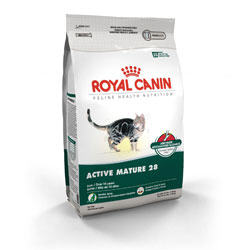 Royal Canin Feline Health Nutrition Active Mature 28 Dry Cat Food 3.5 Lb Bag