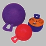 "4.5"" Tug-n-Toss Jolly Ball w/ Handle"