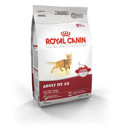 Royal Canin Feline Health Nutrition Adult Fit 32 Dry Cat Food 15 Lb Bag