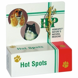 Homeopet Hot Spots 15 Ml Bottle