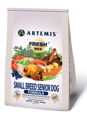 Artemis Fresh Mix Small Breed Senior 4-lb