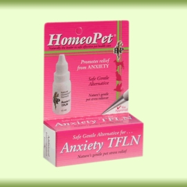 Homeopathic Anxiety Tfln 15 Ml Bottle