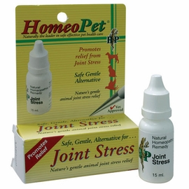 Homeopathic Joint Stress 15 Ml Bottle