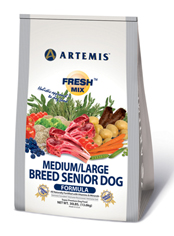 Artemis Fresh Mix Medium/Large Breed Senior 15-lb