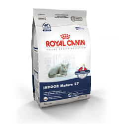 Royal Canin Feline Health Nutrition Indoor Mature 27 Dry Cat Food 5.5 Lb Bag