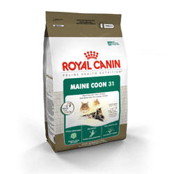 Royal Canin Feline Breed Nutrition Maine Coon 31 2.5 Lb Bag