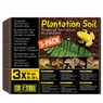 Hagen EXO Terra Plantation Soil 8 quart 3 Pack