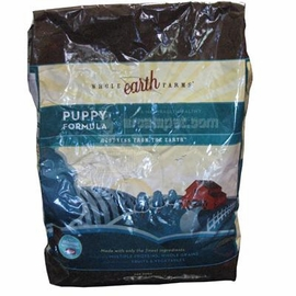 Whole Earth Farms Puppy Formula 17.5 Lb Bag