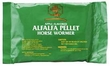 Alfalfa Pellet Wormer CASE of 6 Foil Packs