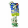 Aspen Fresh-N-Floss 2-Knot Dog Bone, X-Large Spearm Inch