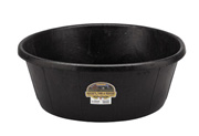 DuraFlex Rubber 15 Gallon Heavy Duty Tub
