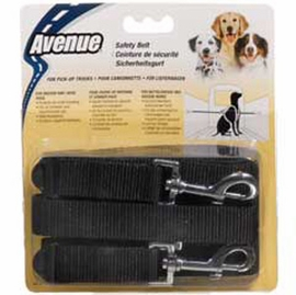 Avenue Nylon Safe-T-Belt, Large, Black