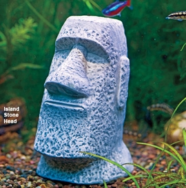Underwater Galleries Ornament Island Stonehead