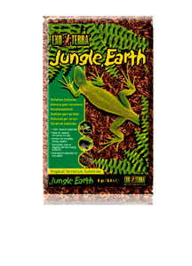 Exo-Terra Jungle Earth, 8 qt.