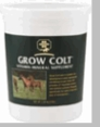 Grow Colt Supplement 3 lb Bucket