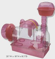 New!! Pink Princess Castle CP2 S.A.M. Down Under Small Animal Home for Hamsters & Gerbils
