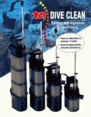 Dive Clean 85II for 15-20 gallon aquariums