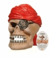 Marina Ornament Pirate Skull Small