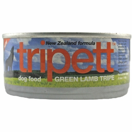 Tripett Dog Green Beef Tripe 24 / 5.5 oz Can