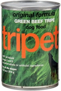 Tripett Dog Venison Tripe 12 / 13 oz Can