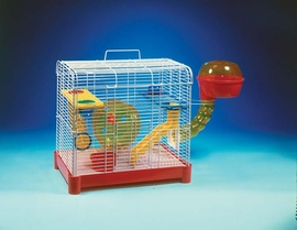 Hamster Housing Units Jungle Gym Cage Unit