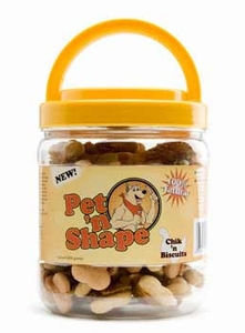 Pet N' Shape Chik N Biscuits 16 oz