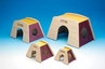 Here and There� Timber Tent - Small For Mice and Dwarf Hamsters