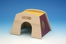 Here and There� Timber Tent - Large For Guinea Pigs Chinchillas And Rats