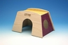 Here and There� Timber Tent - Extra Large For Rabbits and Ferrets