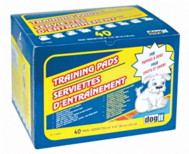 Dogit Training Pads for puppies, 40-pack