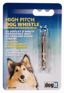 (D795) Dogit Silent Dog Whistle