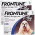 Frontline Plus Flea & Tick For Dogs 23-44 lbs, BLUE 3 Month Supply