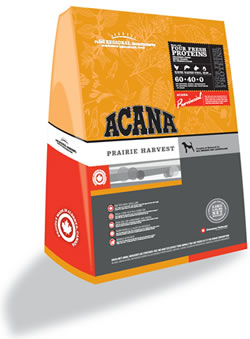 Acana Prairie Harvest Grain-Free Dog Food 5 Lb.