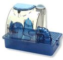 New!! Blue Knight Castle CB1 S.A.M. Down Under Small Animal Home for Dwarf Hamsters & Gerbils