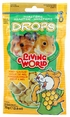 "Living World ""DROPS"" Hamster Treat, 2.6 oz., Honey"