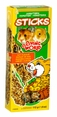 Living World Hamster Nut Sticks, 4 oz.