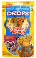"Living World ""DROPS"" Guinea Pig Treat, 2.6 oz., Field Berry"