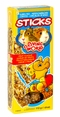Living World Guinea Pig Fruit Sticks, 4 oz.