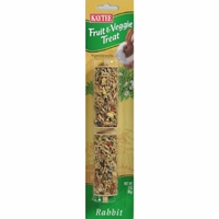 Kaytee Rabbit  Fruit & Veggie Treat Stick