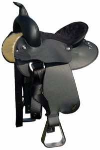 Wintec Western Synthetic Youth Saddle