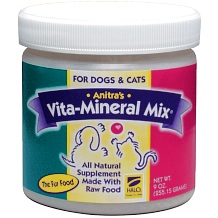Halo Vita Glo Vita-Mineral Mix Herbal Supplement 9.5 oz