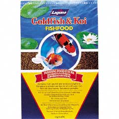 Laguna Floating Food Sticks - 4.4 lb by hagen
